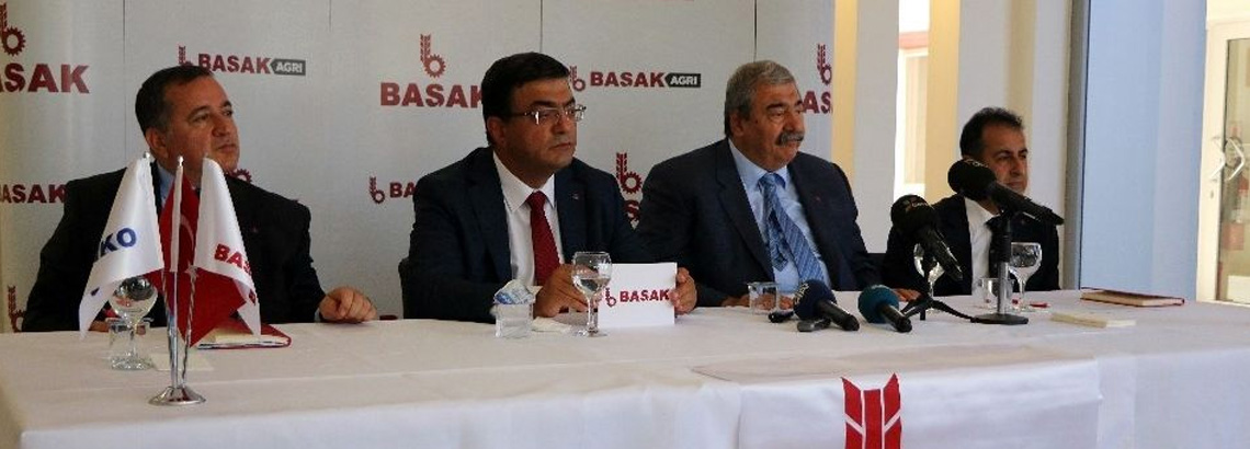 "BAŞAK EXTENSES THE PRODUCT RANGE WITH ""BAŞAK AGRI"""